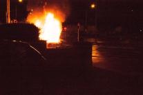 Car Fire Glasnevin-4457