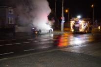 Car Fire Glasnevin-4480